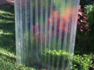 Tejas en fibra de vidrio